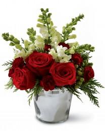 The Season's Sparkle Bouquet