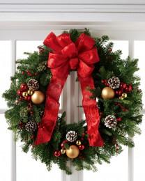 The Winter Wonders Wreath