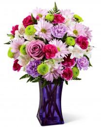 The Purple Pop Bouquet
