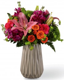 The Pretty & Poised Bouquet