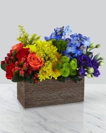 The Color of Love Bouquet