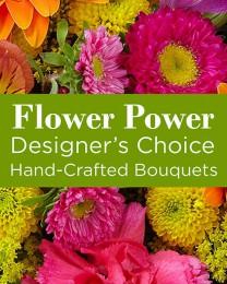 Multi-Colored Florist Designed Bqt
