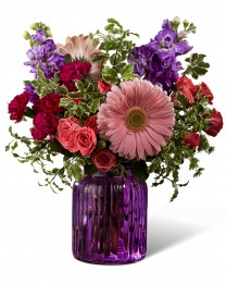 Purple Prose Bouquet by Better Homes and Gardens