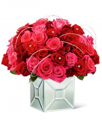 The Blushing Extravagance Luxury Bouquet