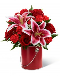 The Color Your Day With Radiance Bouquet