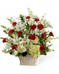 The In Loving Memory Arrangement