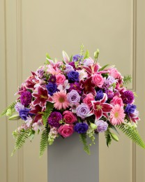 The Fare Thee Well Pedestal Arrangement