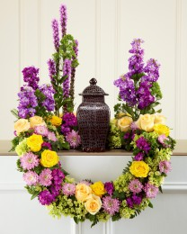 The Garden of Grace Arrangement