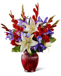 The Loyal Heart Bouquet