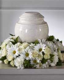 The Ivory Gardens Cremation Adornment