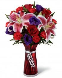 Birthday Wishesa Bouquet