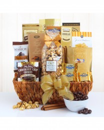 Delightful Decadence Chocolate Gift Basket