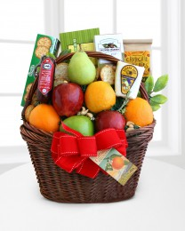 Bountiful Fruit Basket