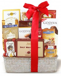 Ultimate Chocolate Indulgence Basket